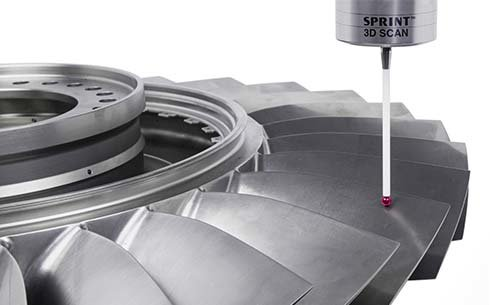Measuring solutions reduce machine tool testing time by up to 6.5 hours